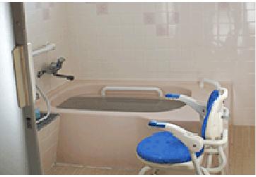 グループホーム ピュアフォレスト 浴槽