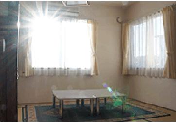 グループホーム ピュアフォレスト 家族介護者室完備